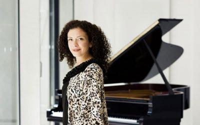 Marianna Shirinyan solist med Orkester MidtVest
