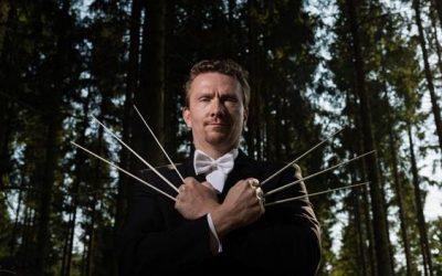 Ny chefdirigent har ambitioner for ungdomsorkester