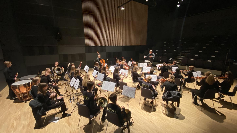 MiVU - MidtVest Ungdomssymfoniorkester